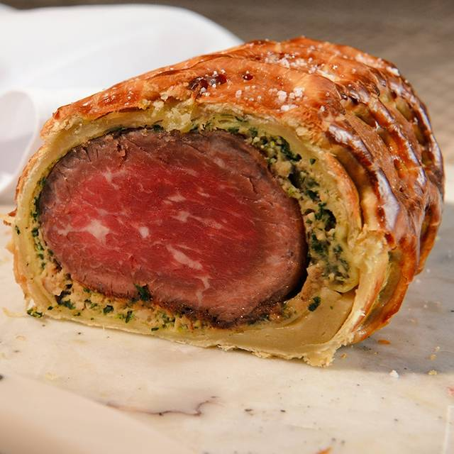Beef Wellington - Penrose Room - The Broadmoor, Colorado Springs, CO