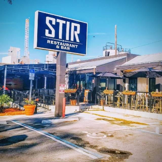 Stir Restaurant & Bar, Orlando, FL