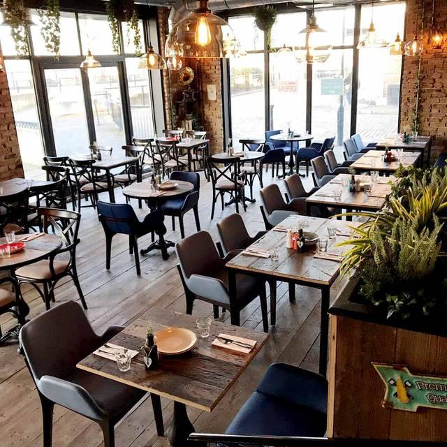 Midpoint Restaurant, London