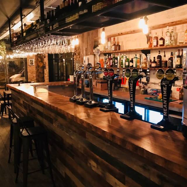 Midpoint Bar - Midpoint Restaurant, London