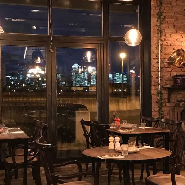 Midpoint - Midpoint Restaurant, London
