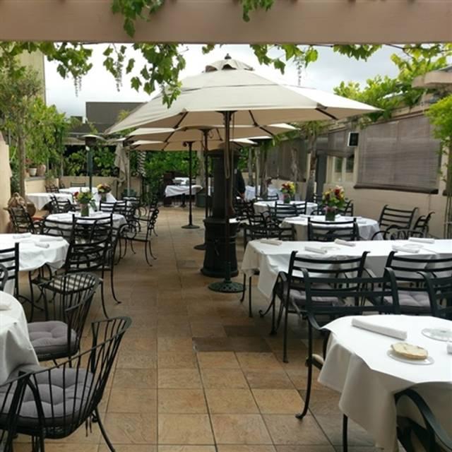 Trellis Restaurant, Menlo Park, CA