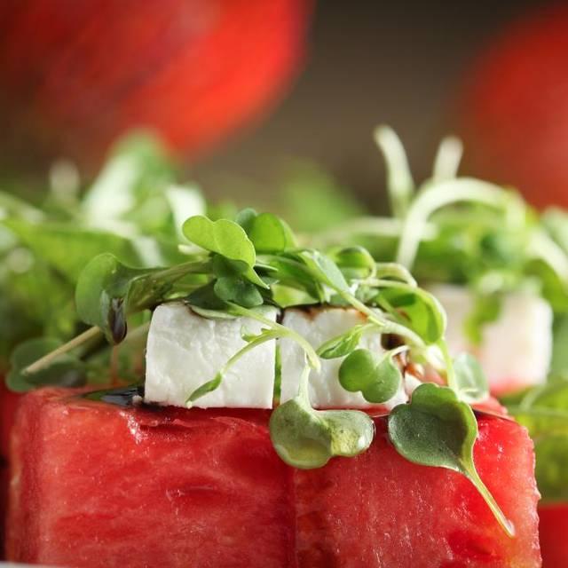 watermelon & feta - Thasos, Fort Lauderdale, FL