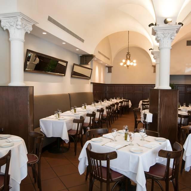 Sole bench - Sole Bistro Italiano, New York, NY