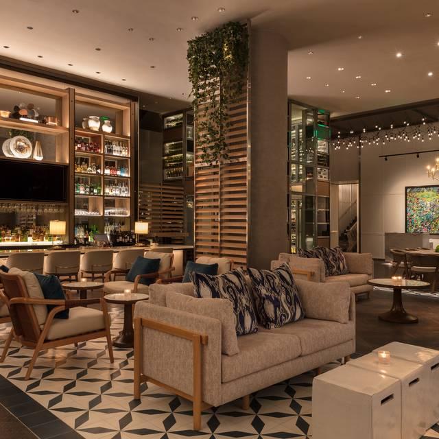 Bar lounge  - Boulud Sud Miami, Miami, FL
