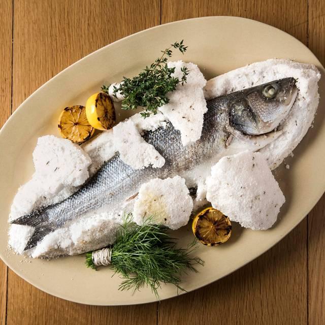 Salt baked fish  - Boulud Sud Miami, Miami, FL