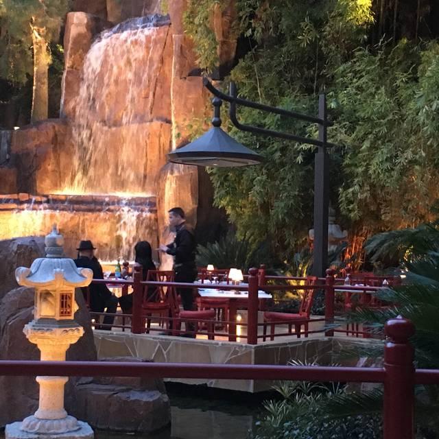 Mizumi - Wynn Las Vegas, Las Vegas, NV
