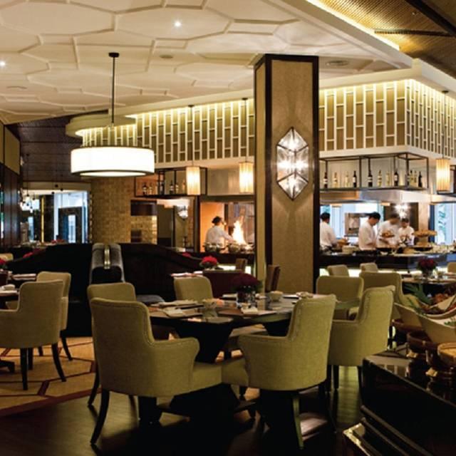 Colonial Cafe - The Majestic Hotel Kuala Lumpur