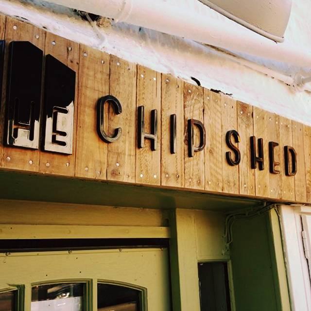 The Chip Shed, Warwick, Warwickshire