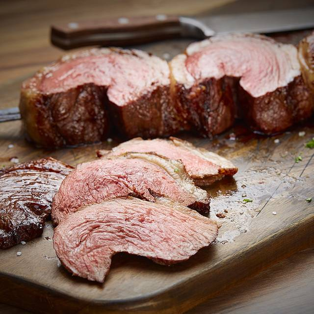 Picanha Prime - Part Of The Top Sirloin  Lightly Seasoned With Rock Salt & Sliced Thin, It Is Tender With A Robust Flavor - Fogo de Chao Brazilian Steakhouse - New York, New York, NY