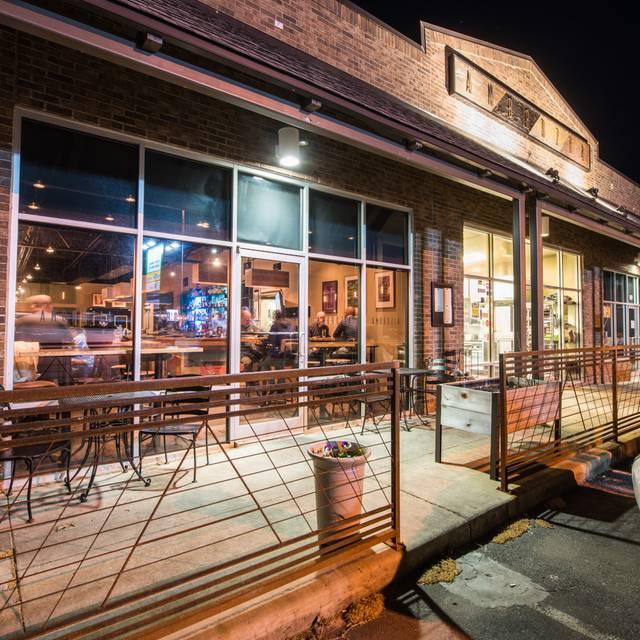Ambrozia Bar and Bistro, Asheville, NC