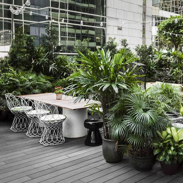 Garden Terrace - Duddell's Hong Kong, Hong Kong, Hong Kong