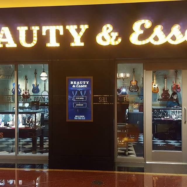 Beauty & Essex- Las Vegas