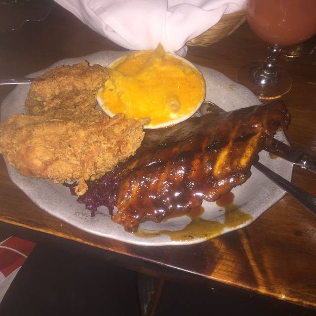 Pittypat's Porch Restaurant, Atlanta, GA