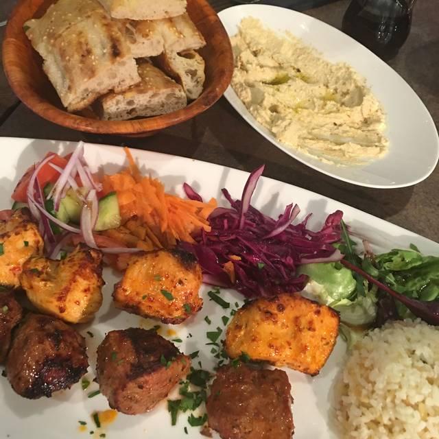Bay Turkish Restaurant Mill Street Macclesfield
