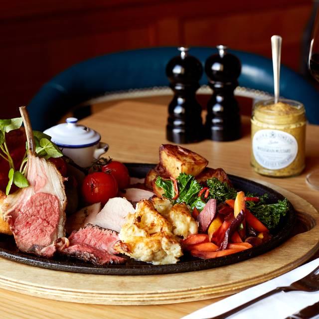 Gillray's Steakhouse, London