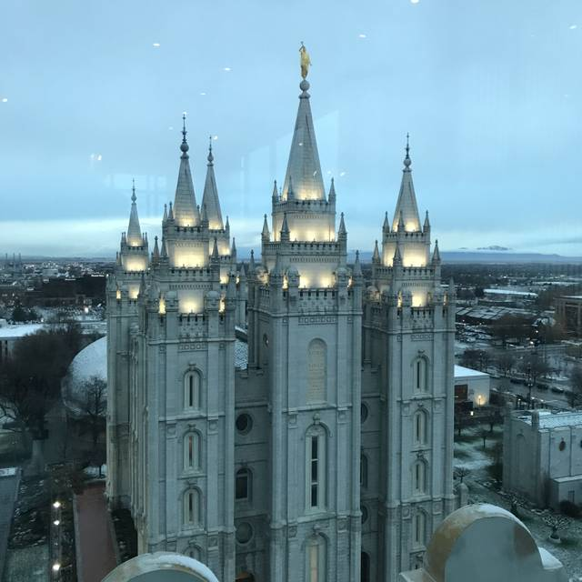 The Roof Restaurant, Salt Lake City, UT