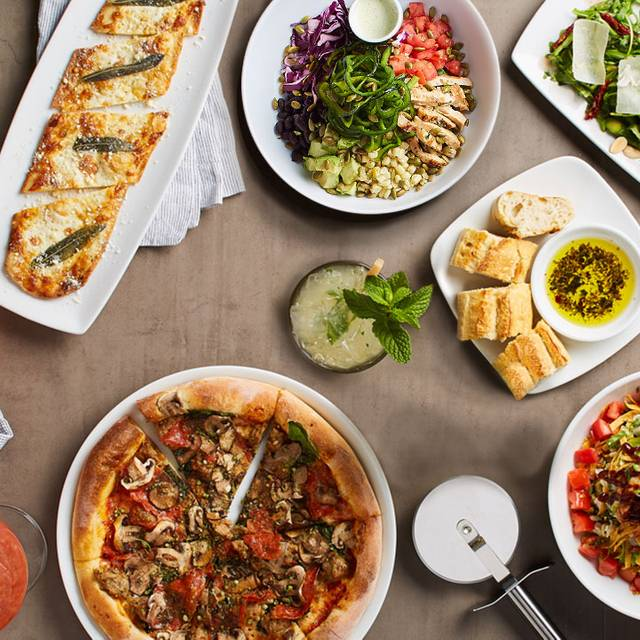 California Pizza Kitchen Tarzana Menu