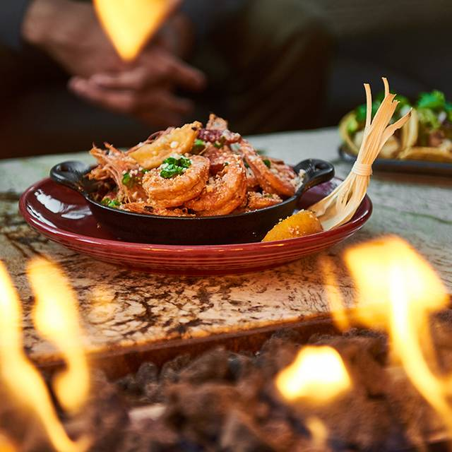 Peel & Eat Shrimp Cucarachas - SOL Mexican Cocina - Denver, Denver, CO