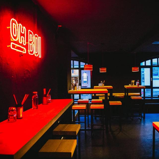 oh boi restaurant augsburg by opentable. Black Bedroom Furniture Sets. Home Design Ideas