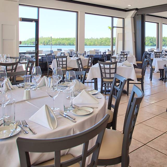 Gem Waterfront Restaurant Terrace Sunny Isles Beach Fl
