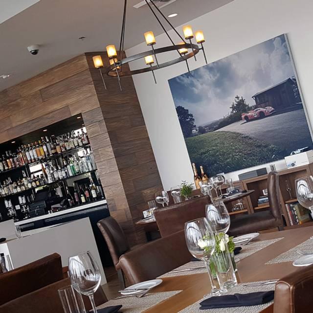 Porsche Experience Center's Restaurant 917, Carson, CA