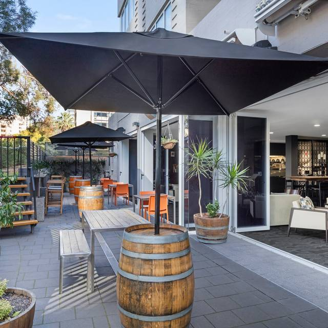 Straits Cafe - Rendezvous Hotels - Perth Central, Perth, AU-WA