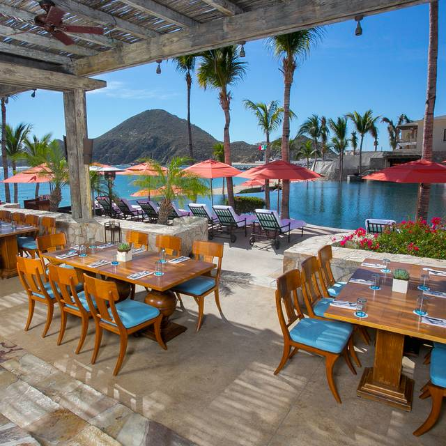 West Terrace - Hacienda Cocina y Cantina, Cabo San Lucas, BCN