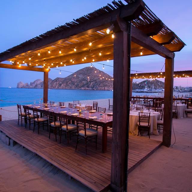 Beach Pergola Pm - Hacienda Cocina y Cantina, Cabo San Lucas, BCN