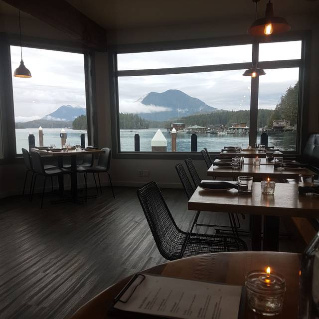 1909 Kitchen – Tofino Resort + Marina, Tofino, BC
