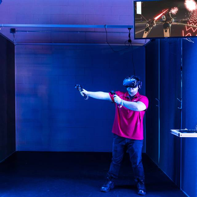 Vr-gaming - GameTime Eatery and Entertainment - Mississauga, Mississauga, ON
