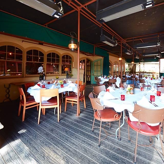 Patio - Boca Tavern, Novato, CA