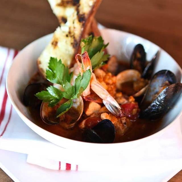 Bocatavern Seafood - Boca Tavern, Novato, CA