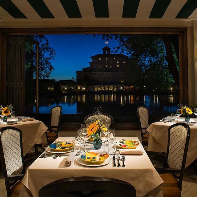 Del Lago Dining View - Ristorante  Del Lago - The Broadmoor, Colorado Springs, CO