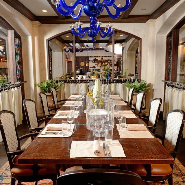 Rd Private Dining Room  - Ristorante  Del Lago - The Broadmoor, Colorado Springs, CO