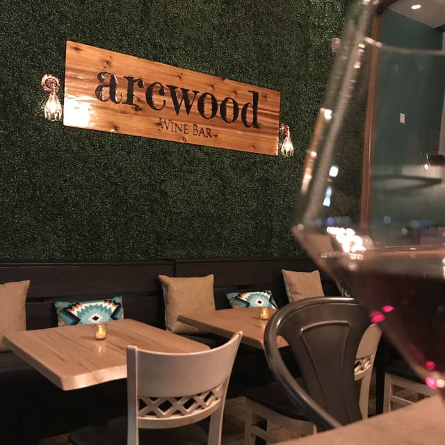 Arcwood Wine Bar, Tarzana, CA