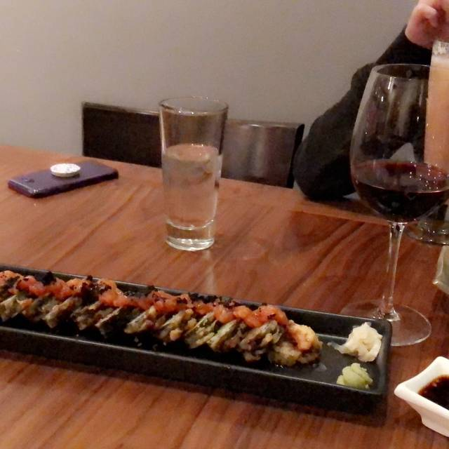 5 Fusion & Sushi Bar, Bend, OR