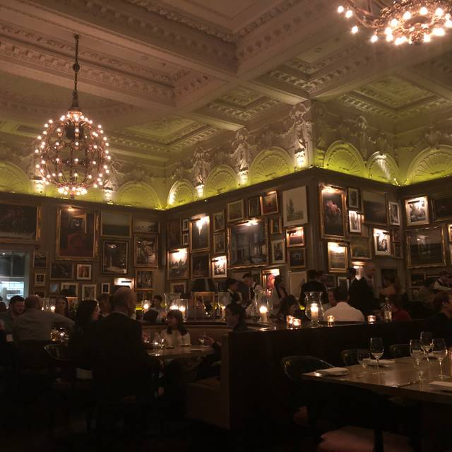 Berners Tavern London Opentable