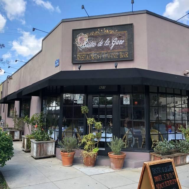 Bistro de la Gare, South Pasadena, CA