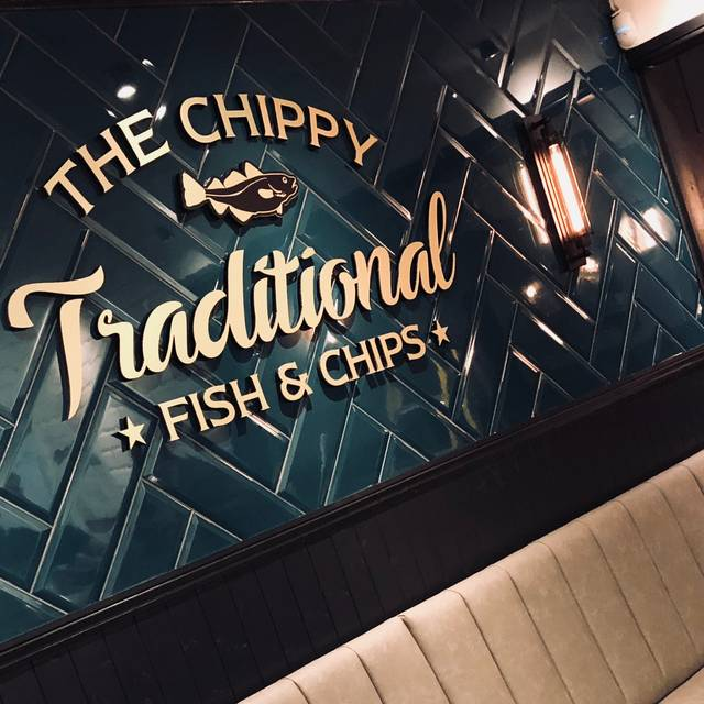 The Chippy, London