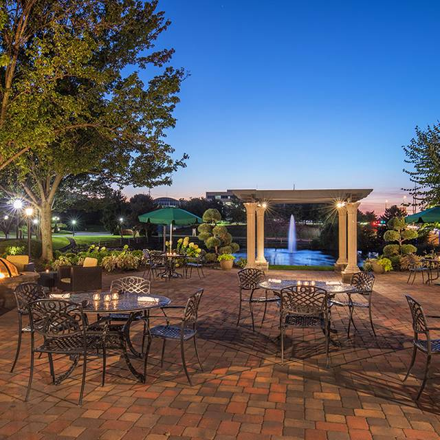 Patio Dusk  - Market Kitchen & Bar FKA: Brasserie Grille, Newark, DE