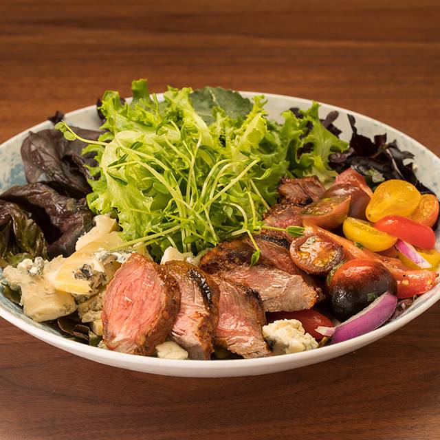 Steak Salad  - Market Kitchen & Bar FKA: Brasserie Grille, Newark, DE