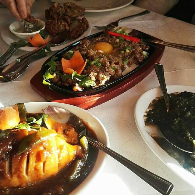 Josephine's Filipino Restaurant London, London