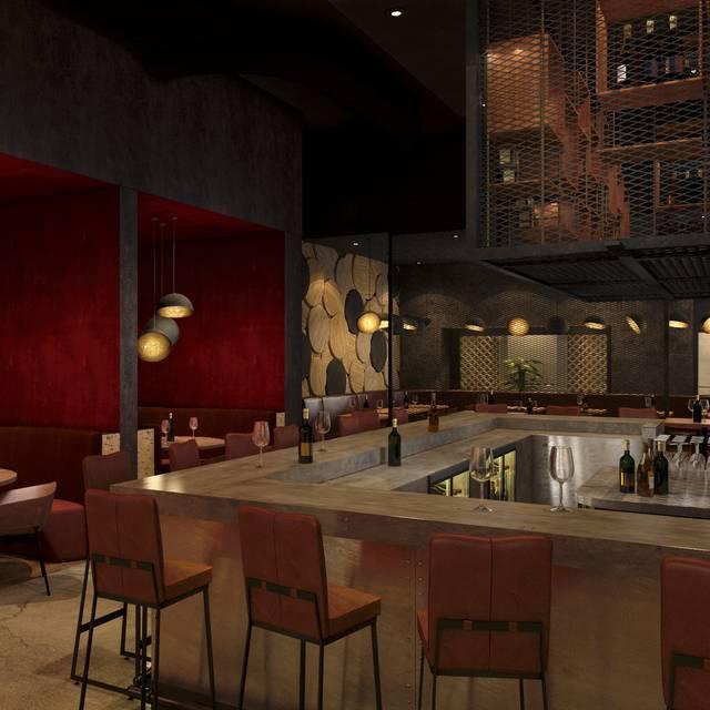 The Warehouse Wine & Tapas Bar  / Pearl Rotana Capital Centre / Abu Dhabi, Abu Dhabi, Abu Dhabi