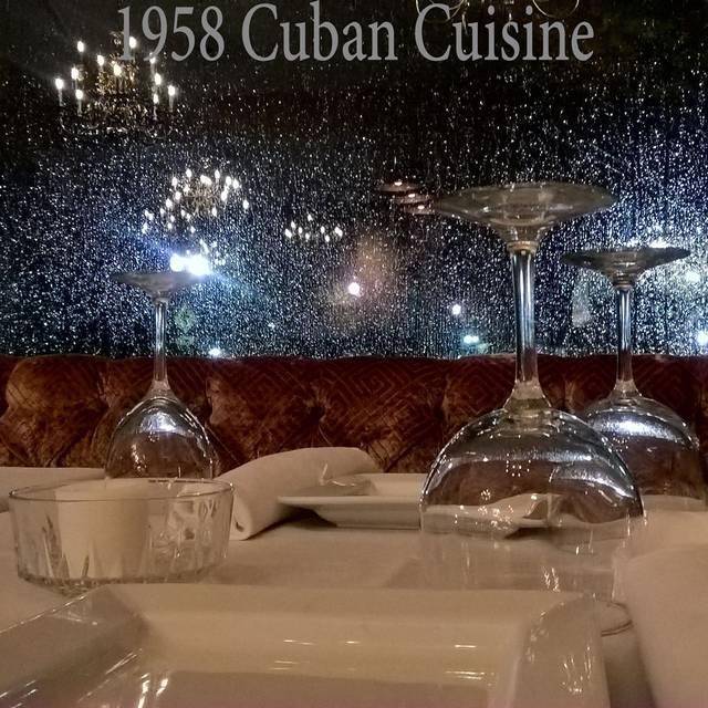 Cuban Cuisine - 1958 Cuban Cuisine, Westfield, NJ