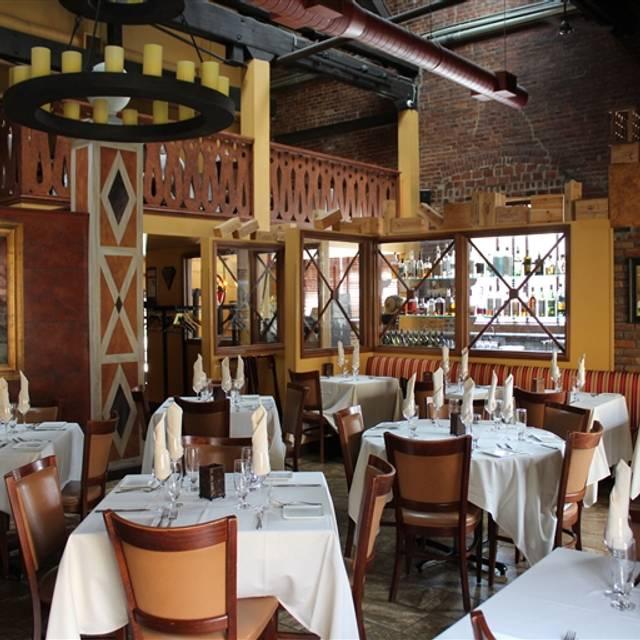 Nicola's Ristorante, Cincinnati, OH