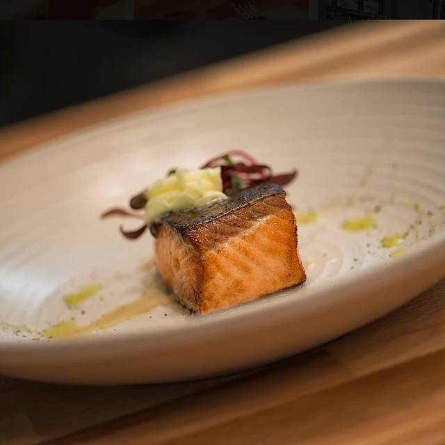 Seared Salmon - Tribeca, Seattle, WA