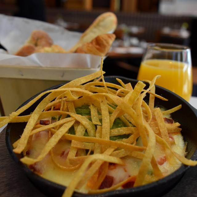 Huevos Rancheros - Chez Colette - Sofitel Philadelphia, Philadelphia, PA