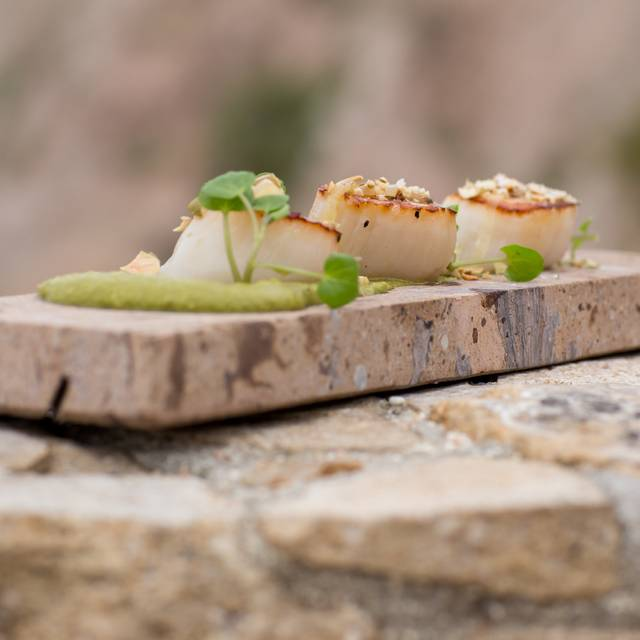Scallops - Cocina del Mar at Esperanza Resort, Cabo San Lucas, BCS