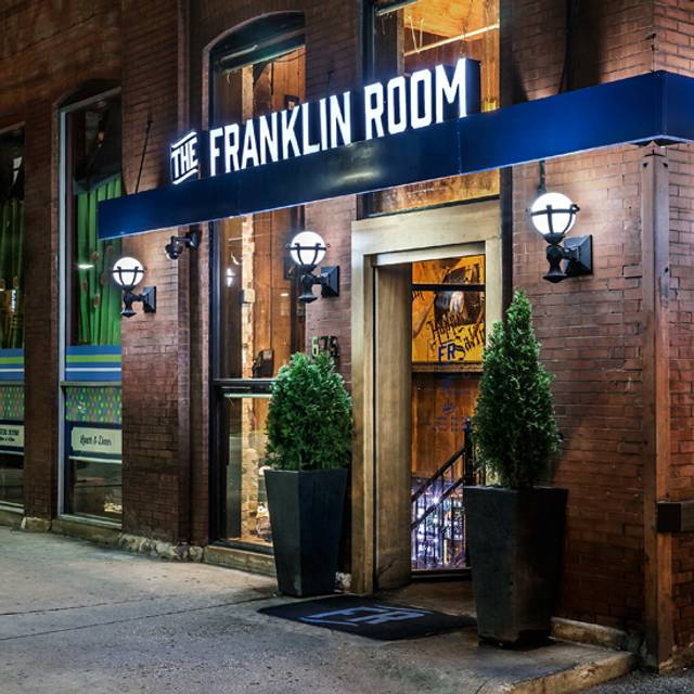 Exterior  - The Franklin Room, Chicago, IL